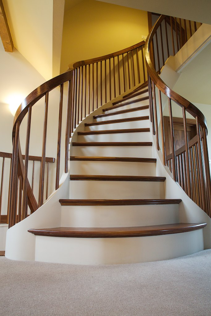 301 moved permanently for Curved stair case